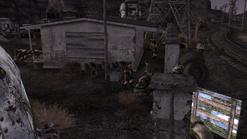 FNV RS Charlie Legion patrol attack