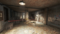 FO4 National Guard Training Grounds armory 02