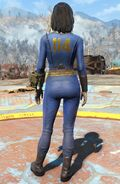 Fo4 vault 114 jumpsuit female
