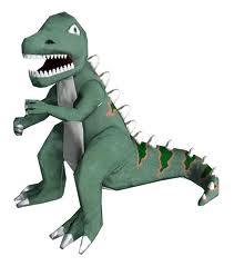Miniaturas de T-Rex