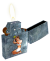FNV Dynamite lighter (Blender)