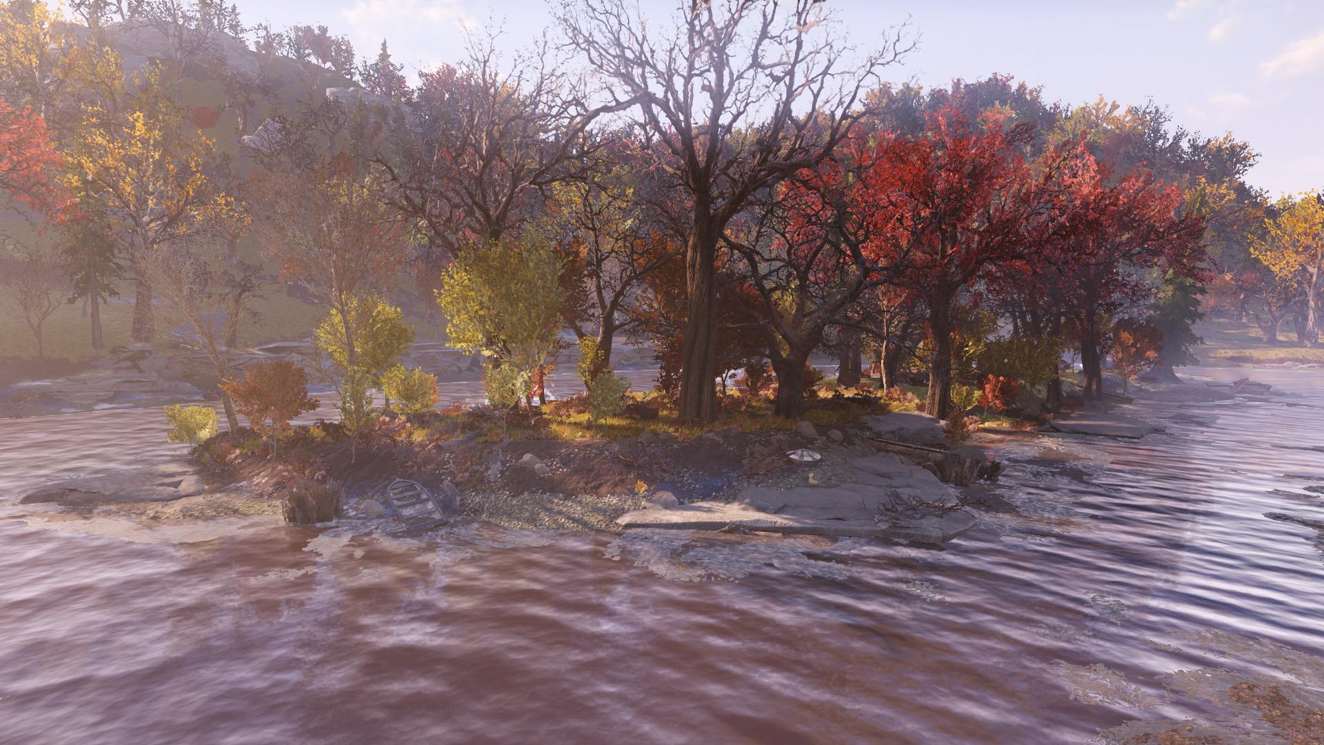 Deathclaw island