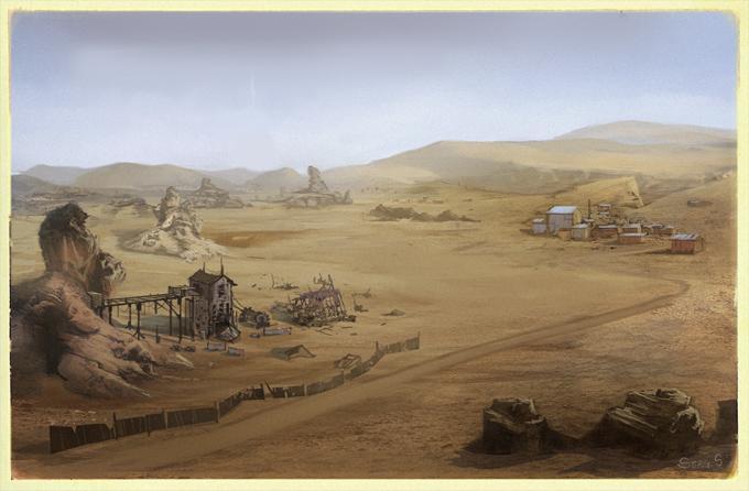 Menkey Butte Mine