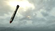 Наведение ракеты