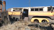 FO4 Big John salvage bus