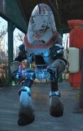 FO4 Protectron medic charge