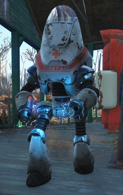 Протектрон (Fallout 4)