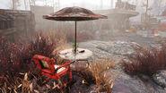 FO76 Abandoned bog town (Enola Walker's story 3)