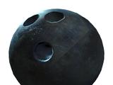 Модифицированный шар для боулинга