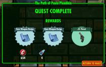 FoS The Path of Paula Plumbkin rewards-1