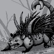 WL Enemy Venomous PorcuPossum