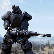 Atx skin weaponskin gaussminigun clandestine c2