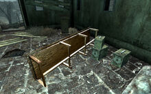 FO3 Dickerson Chapel Guns and Bullets