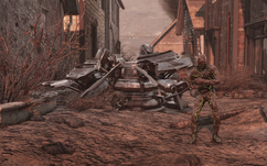 FO76 Hope Remains wreckage.png