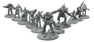 Fallout Wasteland Warware GroupVshape