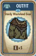 FoS Sturdy Wasteland Gear Card