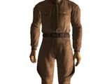 Униформа генерала Оливера