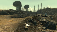 FO3BS Tesla cannon — Location