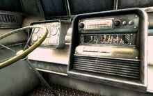 FO3 City Liner interior Radiation King