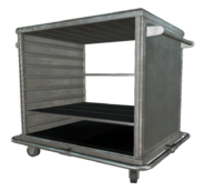FO4 Vault Cart
