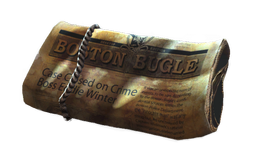Fo4 delivered Boston Bugle.png
