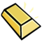 Fo76 Icon Gold Bullion.png