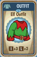 FoS Elf Outfit Card
