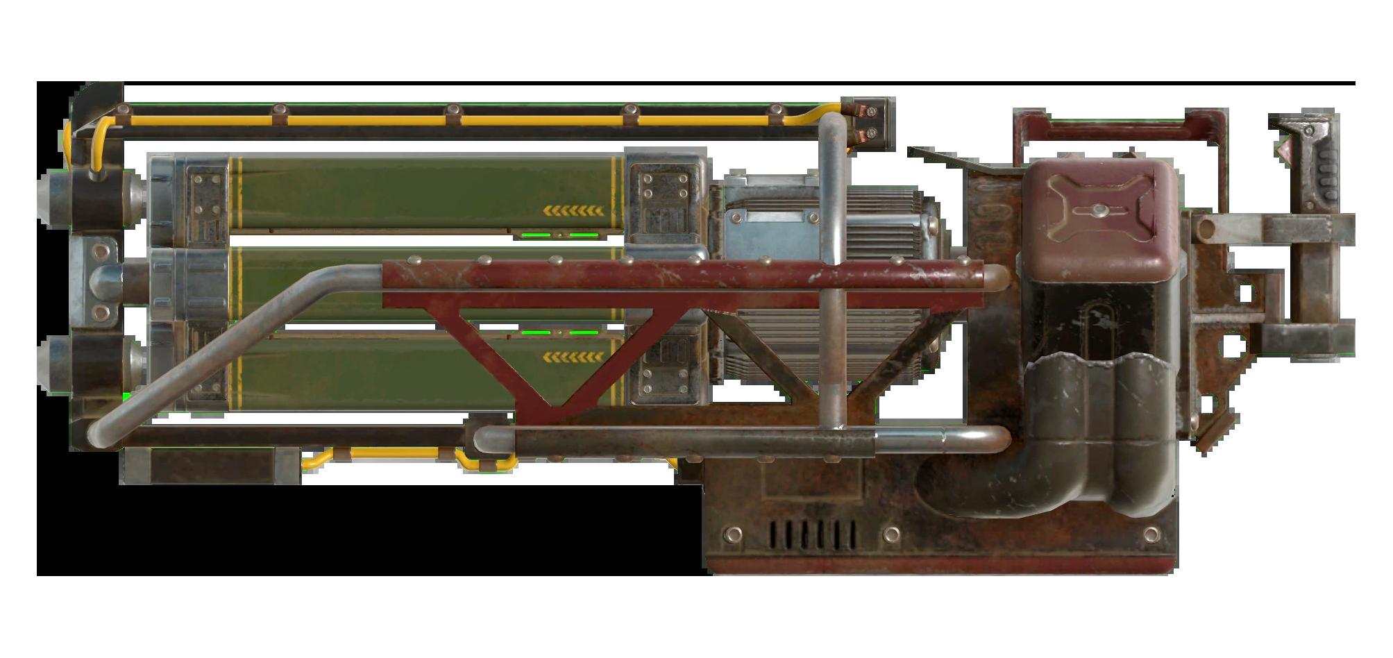 Gatling laser (Fallout 76)
