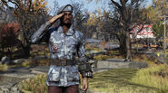 FO76LR Fortifying ATLAS Fatigues