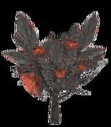 FO76 Ash rose render