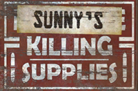 FO76 Sunny's Killing Supplies