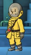 Fos Radiation suit male
