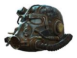 Visionary's T-60c helmet