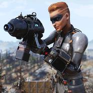 Atx skin weaponskin gausspistol clandestine c1