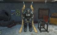 CC Hellfire power armor BoS