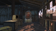 FO4 Boston Police Rationing Site protectron