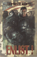 FO4 PowerArmor poster