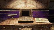 FO76WL Trade Secrets printer terminal