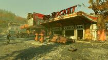 FO76 Berkeley Springs (Red Rocket 2)
