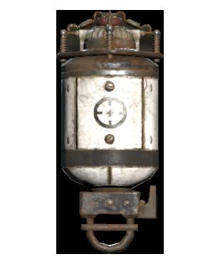 Orbital scan beacon