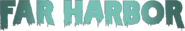 Fallout 4 - Far Harbor Logo