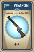 FoS Hardened Lever-Action Rifle Card