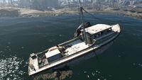 FO4 Salem Fishing Boat
