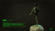FO4 Sanctuary Hills Statue loading screen