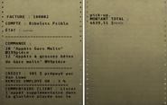 FO76 Facture 188002 Pièges et appâts de Gars malin