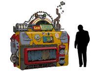FO76 Legendary exchange machine (Katya Gudkina concept art)