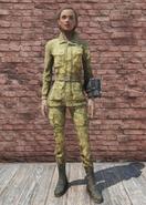 FO76 Military Fatigues