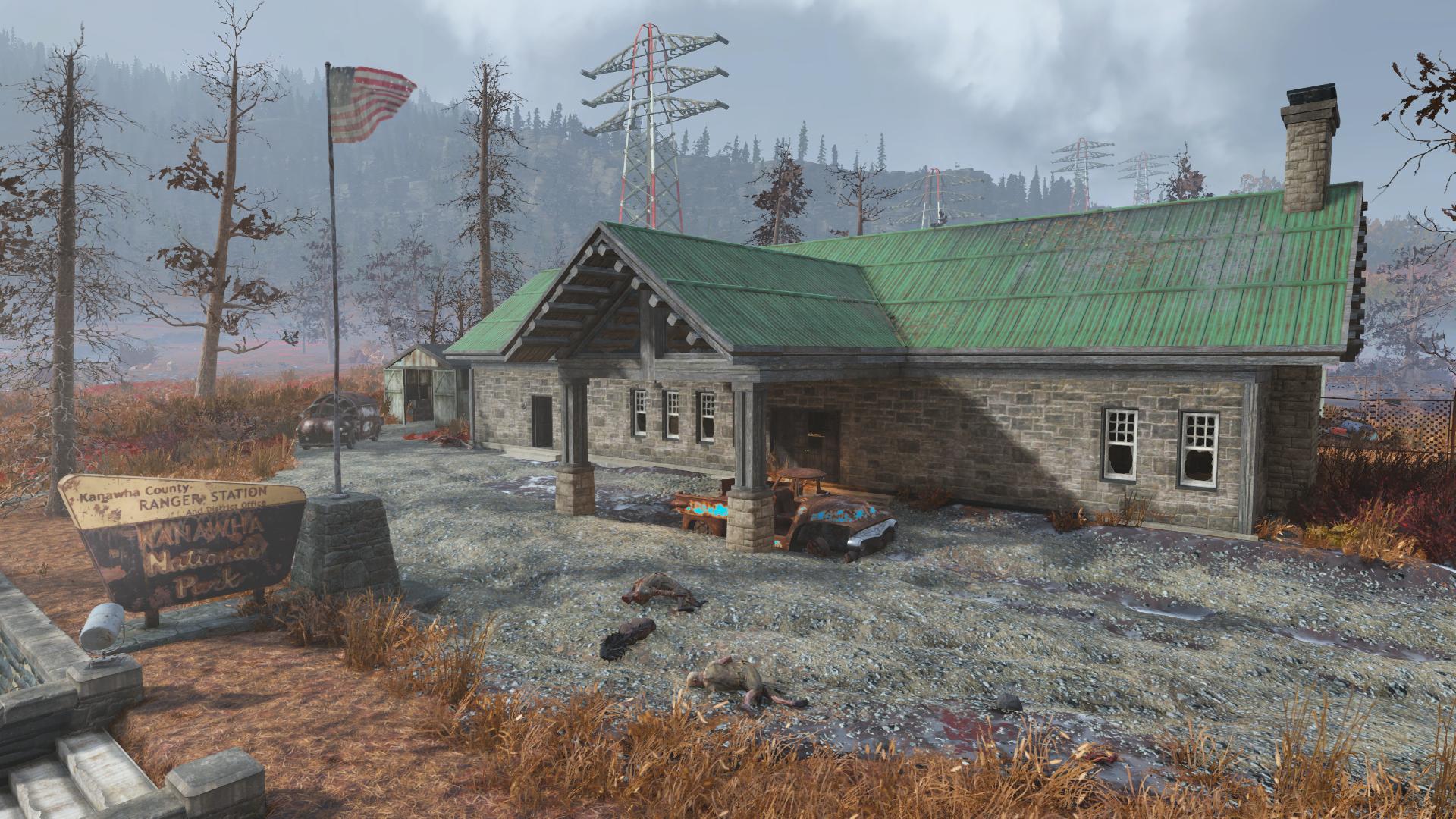 Ranger district office