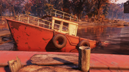 Red trawler ohio river adventures