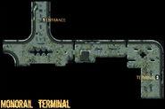 Secret Vault monorail